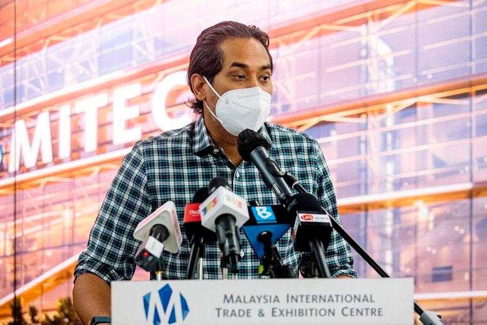 Policy on purchase of vaccine boosters to be announced by Finance Ministry - Khairy