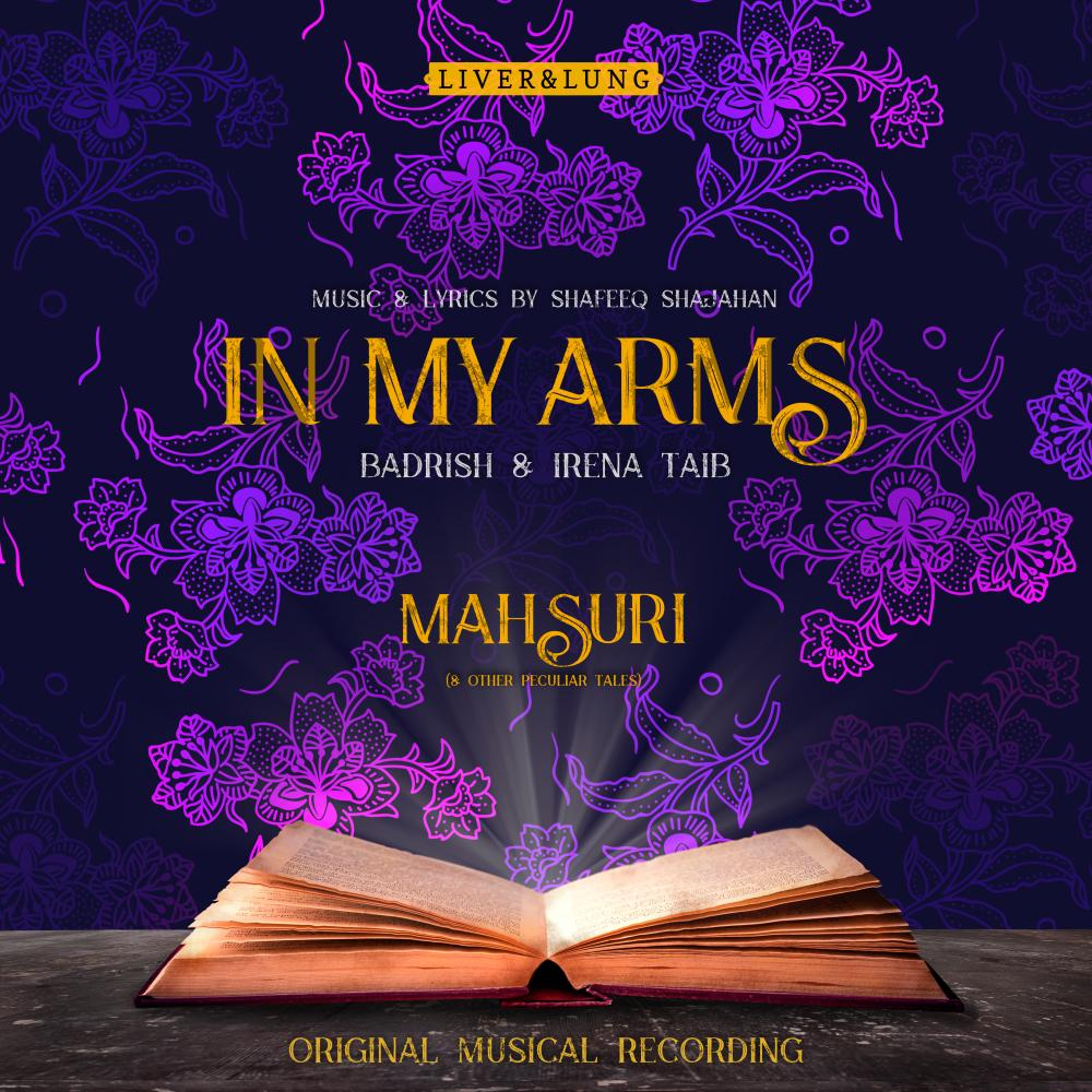 Listen to In My Arms, a Mahsuri-inspired single by Liver and Lung Productions