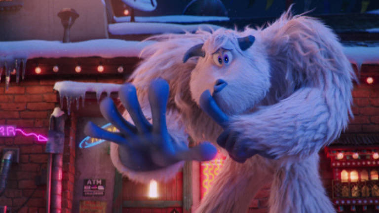Movie review: Smallfoot