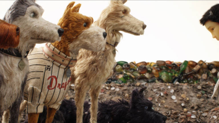 Movie review: Isle of Dogs