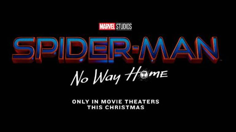 Spider-Man: No Way Home premieres in December 2021