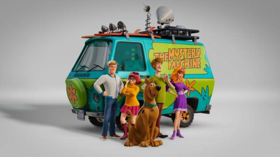 SCOOB! sees the Mystery Inc solve the greatest mystery of their career
