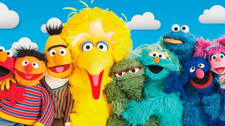 Sesame Street brings fun learning to homes with two new programmes