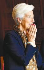 Christine Lagarde ... developing 'countries need a seat at the table' to design rules governing international corporate taxation.