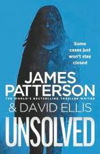 Unsolved book cover