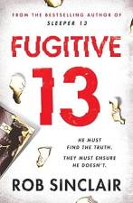 Fugitive 13 book cover