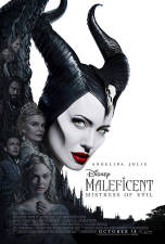 Disney's Maleficent: Mistress of Evil topped the North American box office for the weekend with an estimated take of US$36 million. © Courtesy of Disney