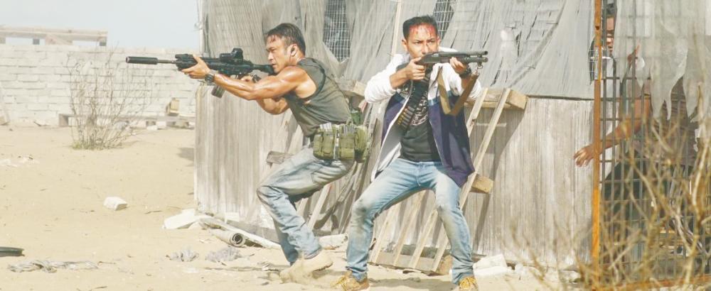 Movie review: Polis Evo 2