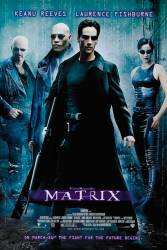 Matrix movie poster. © All Rights Reserved