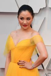 US actress Constance Wu arrives for the 91st Annual Academy Awards at the Dolby Theatre in Hollywood, California on February 24, 2019. © Mark RALSTON / AFP