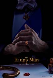 The poster of The King's Man.