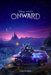 Onward imagines a fantasy world combined with all mod cons. © Disney Pixar