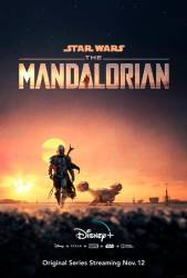 "The Mandalorian"" -- the mega-budget, live-action show launches the Disney+ streaming platform. © Courtesy of Disney"