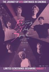 The poster for BTS' Bring The Soul movie