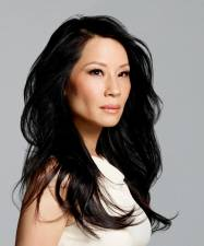 "Lucy Liu, ""You Are The Bridge"" -Courtesy of The Ryan Foundation"