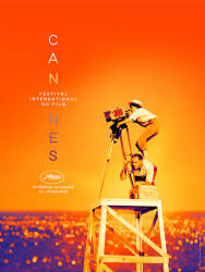 The Cannes Film Festival 2019 poster
