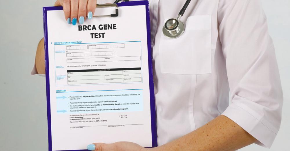 Breast cancer gene test