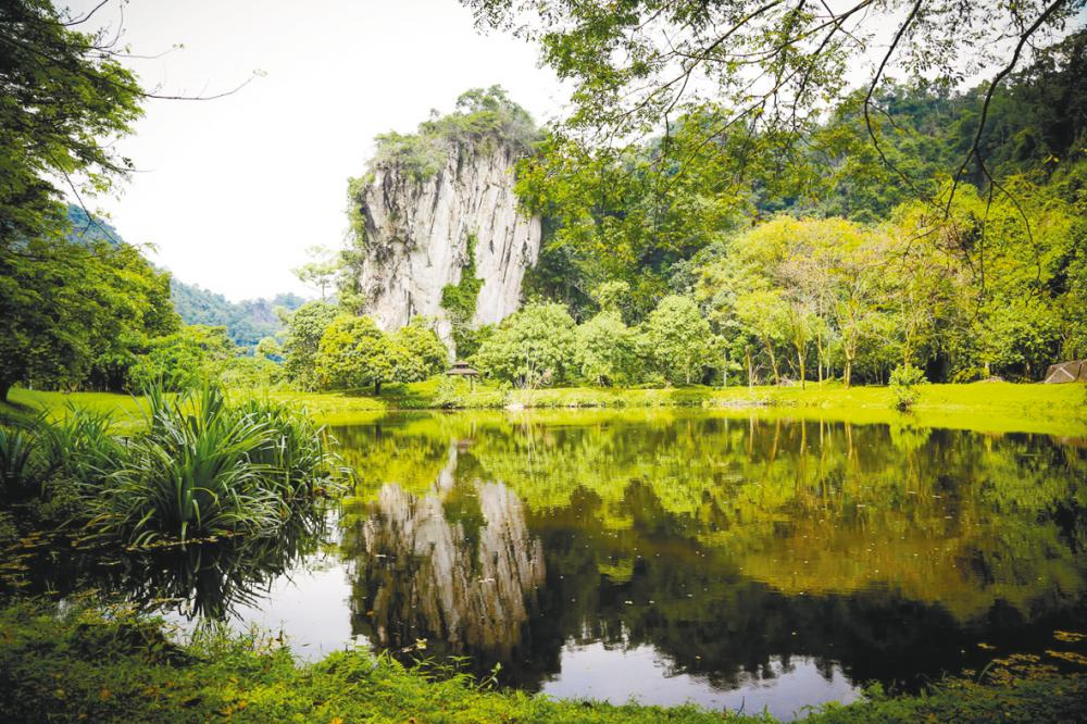 Gunung Lang Recreational Park. – Tourismperak