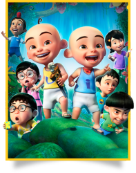 Upin & Ipin: Keris Siamang Tunggal - Les' Copaque Production