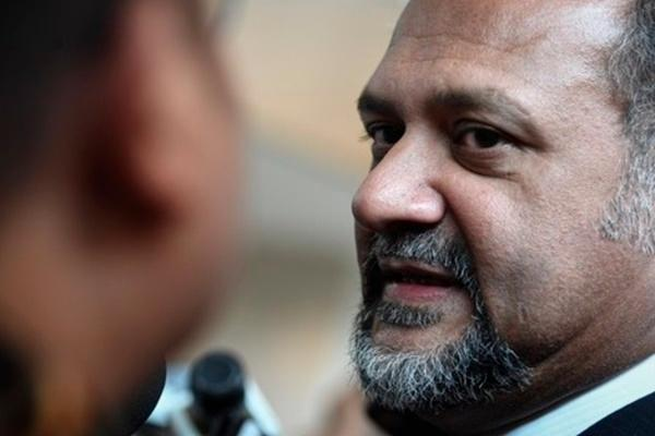 Communications and Multimedia Minister Gobind Singh Deo (pix)