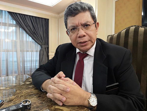 Govt will study the repeal of the Anti Fake News Act: Saifuddin