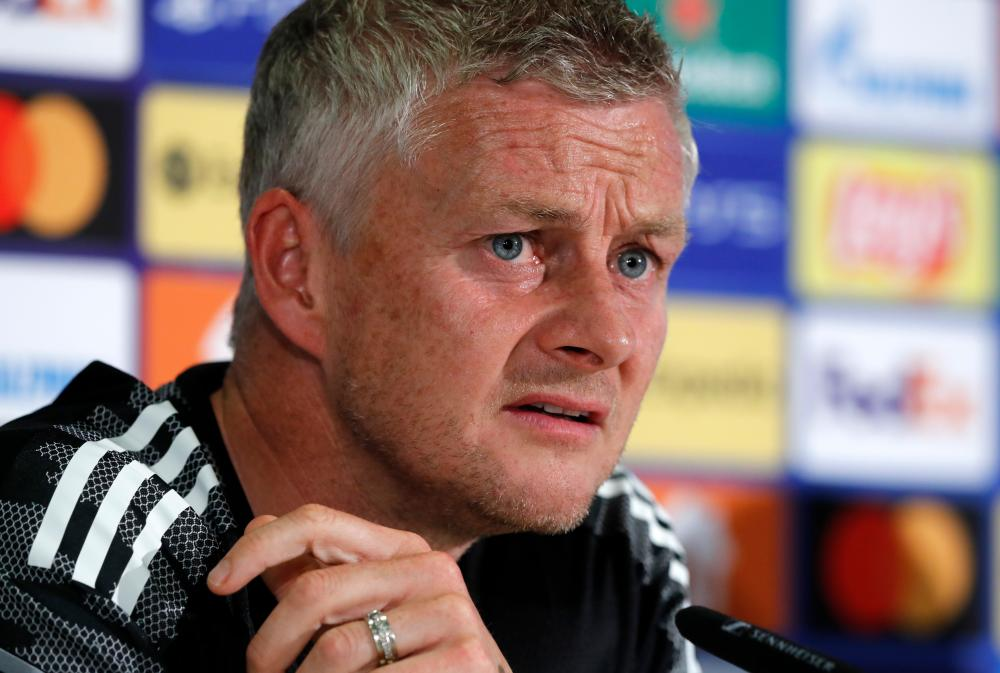 Solskjaer aiming to take Man Utd 'all the way' in the Champions League after Ronaldo return