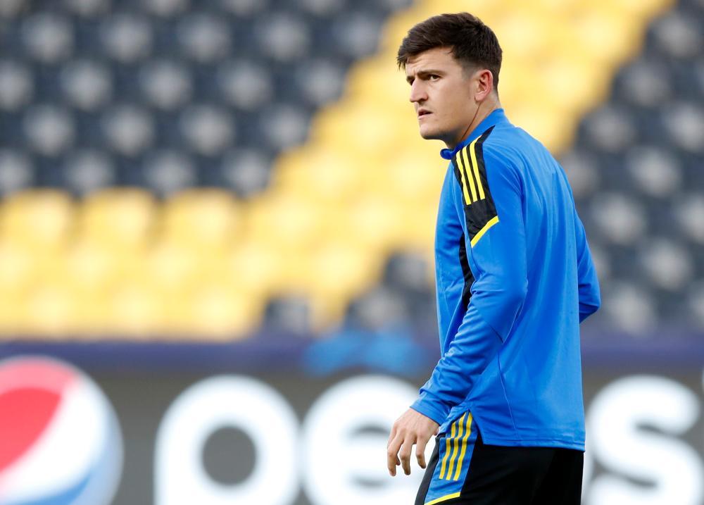 Poor discipline cost us, says Man United skipper Maguire