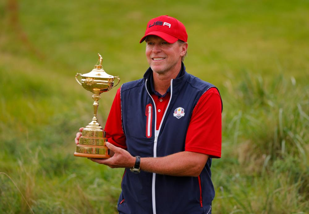 Steve Stricker: Brooks, Bryson wanted to play together