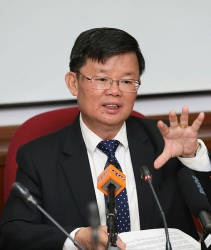 PDC not taken over by economic affairs ministry: Chow