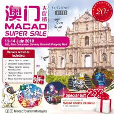Macao super sale