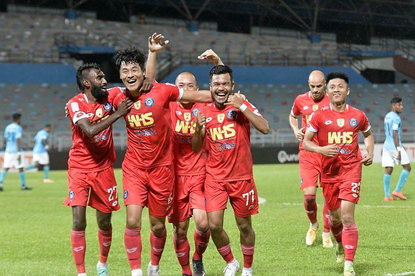 Sabah Football Club Facebook