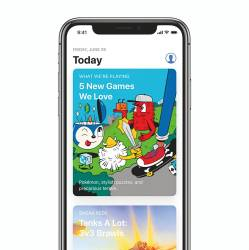Apple's App Store Today tab