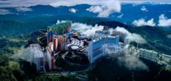 Genting Malaysia's earnings forecast revised upwards on outdoor theme park catalyst