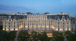The Peninsula Paris was named the world's leading luxury hotel. © Peninsula Hotel Paris