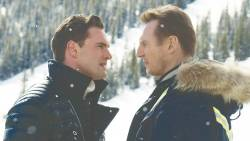 A scene from Cold Pursuit.