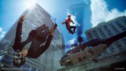 The studio worked with Sony interactive and Marvel Games on Spider-Man, which has sold more than 13.2 million copies worldwide, according to Sony. © Insomniac Games / Sony Interactive Entertainment