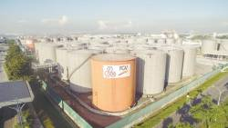 An FGV storage facility. FGV says 86% of the oil produced its mills is now fully traceable to Tier 1 suppliers. – FGV website pix
