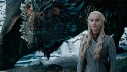 """Game of Thrones"" will seek to make Emmy history one final time Sunday when television's best and brightest gather at a glamorous ceremony in Los Angeles to bid farewell to a number of long-running hit shows. © Courtesy of HBO"