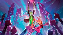 No Straight Roads' packs an audiovisual punch. © Metronomik