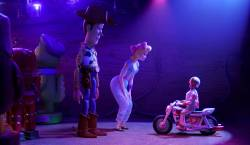 A scene from Toy Story 4 - Pixar/ Walt Disney Pictures
