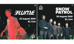 Flume and Snow Patrol to perform at the Heineken Live Your Music experience at KL Live. – HEINEKEN