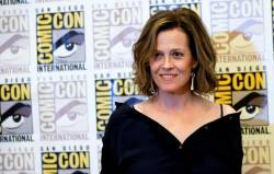 "Cast member Sigourney Weaver poses at an event for ""The Defenders"" during the 2017 Comic-Con International Convention in San Diego, California, US, July 21, 2017. REUTERS/Mario Anzuoni"