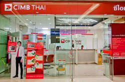 CIMB Thai's Q2 earnings fall 45.1%