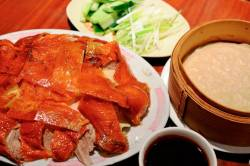 Peking duck is one of Beijing cuisine's most iconic dishes. © istock.com/fishwork