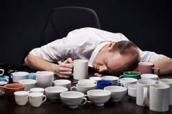 Migraine sufferers who drank three or more cups of coffee a day showed a higher likelihood of suffering from an attack on the same or next day. © mediaphotos/Istock.com