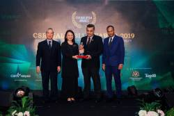 Starbucks Malaysia receives Outstanding Corporation award at CSR Malaysia Awards 2019