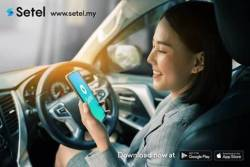 Enjoy a convenient refuelling experience with Setel
