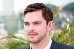 British actor Nicholas Hoult © AFP PHOTO / VALERY HACHE