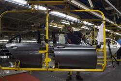 US manufacturing recovered in the third quarter after a bruising start to the year in which President Donald Trump's trade wars put a major dent in factory output, the Federal Reserve reported Thursday. - AFPPIX