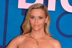 Reese Witherspoon is coming to Netflix in the science fiction film Pyros. © ANGELA WEISS / AFP